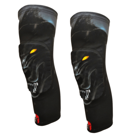 Ochraniacze ściągacze na kolano siatkarskie
