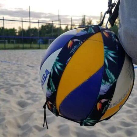 Uchwyty na piłkę